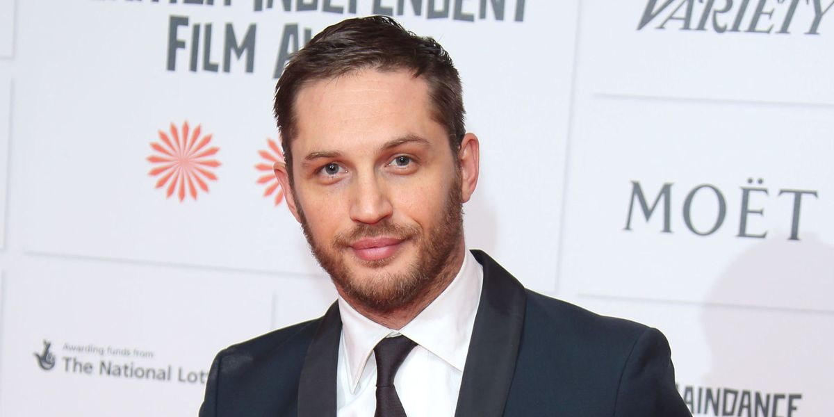 Tom Hardy is starring in BBC adaptation of A Christmas Carol, so we're already excited for Christmas