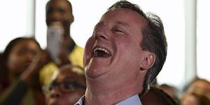 David Cameron wilderness festival