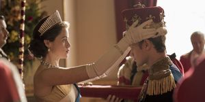 Matt Smith and Clare Foy Start In The Second Season Of Netflix's The Crown | ELLE UK