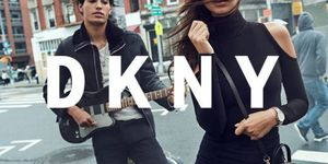 DKNY Model: Emily Ratajkowski Photographer: Sebastian Faena