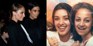 Kim Kardashian Nicole Richie stole lipstick