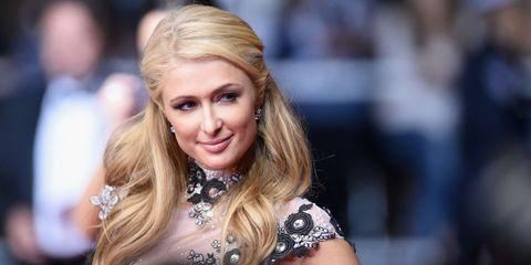 Paris Hilton | ELLE UK