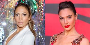 Gal Gadot and Jennifer Lopez
