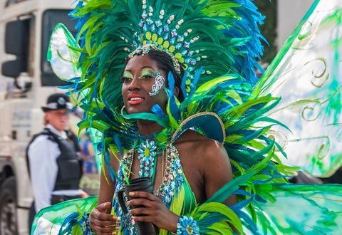 Notting Hill Caribbean carnival London