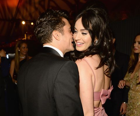 Orlando Bloom and Katy Perry | ELLE UK