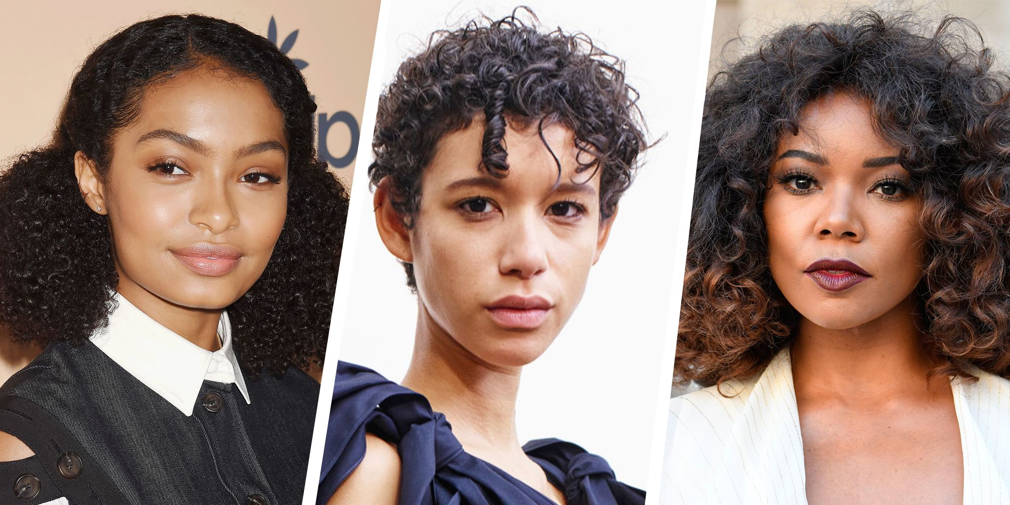 20 Easy Curly Hairstyles - How to Style Long, Medium, or Short Curly ...