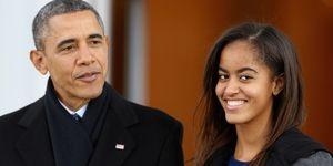 Malia Obama | ELLE UK