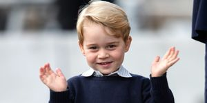 Prince George | ELLE UK