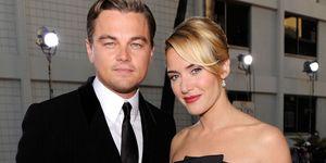 Leonardo Dicaprio and Kate Winslet | ELLE UK