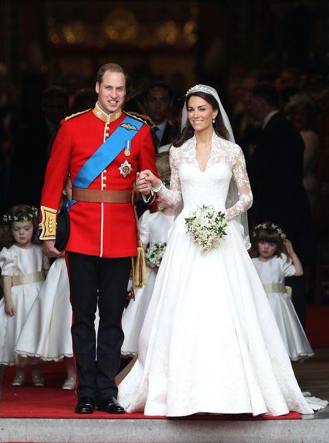 Prince William and Kate Middleton | ELLE UK