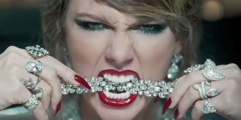 """Taylor Swift's """"Look What You Made Me Do"""" is breaking Vevo and Spotify records already"""