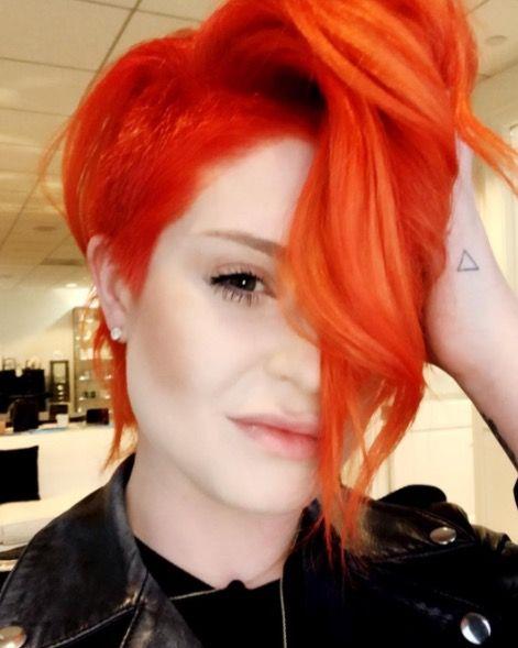 Rainbow Hair Celebrity Hair Colour Inspiration And Ideas