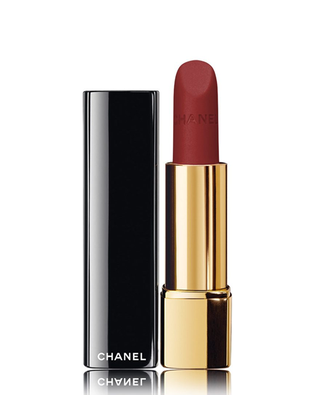 Chanel Rouge Allure Red Lipstick