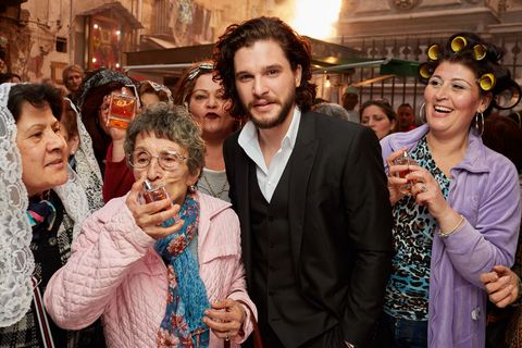 Kit Harrington Dolce & Gabbana