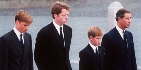 Looking Back at Princess Diana's Brother's Controversial Eulogy