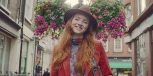 Lily Cole letter teenager Dyson Supersonic
