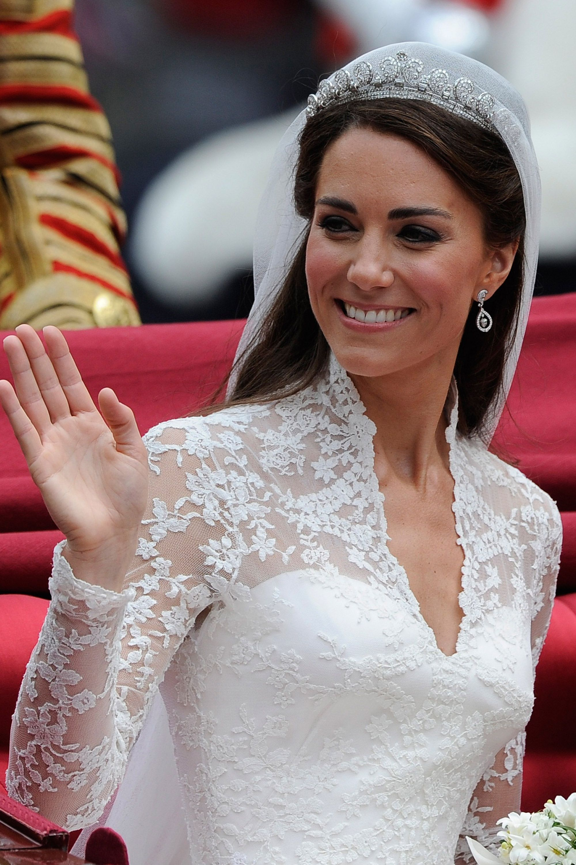 Royal wedding day fragrances