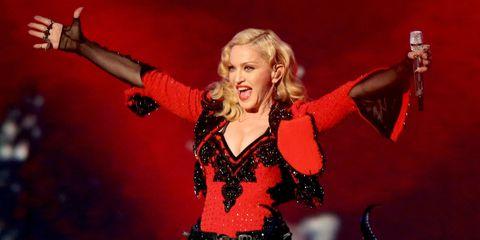 Madonna | ELLE UK