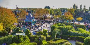 Theme park | ELLE UK