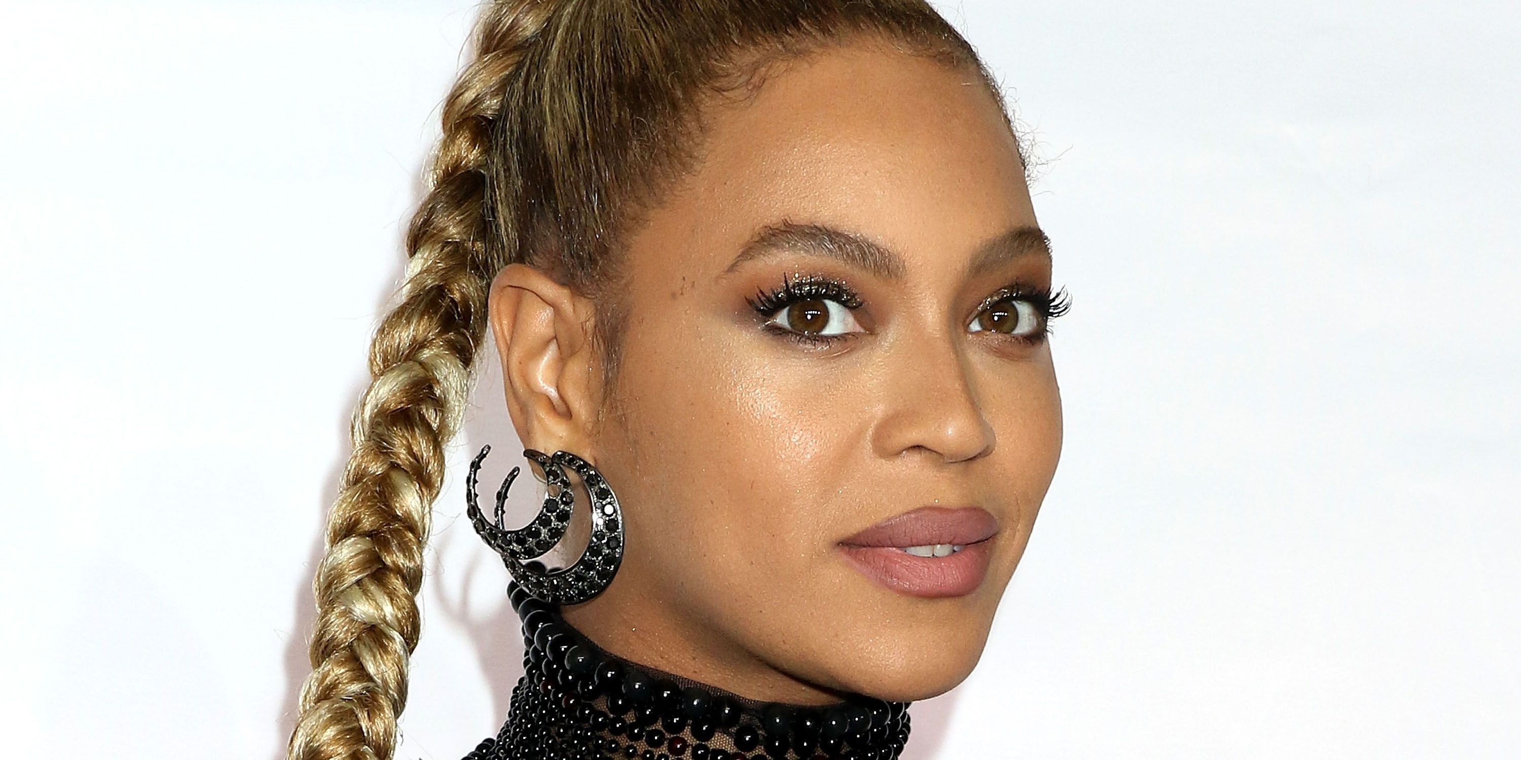This Is The Most Flattering Eyebrow Shape According To Beyoncs