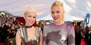 Michelle Williams and Busy Philipps | ELLE UK