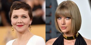 Maggie Gyllenhaal and Taylor Swift