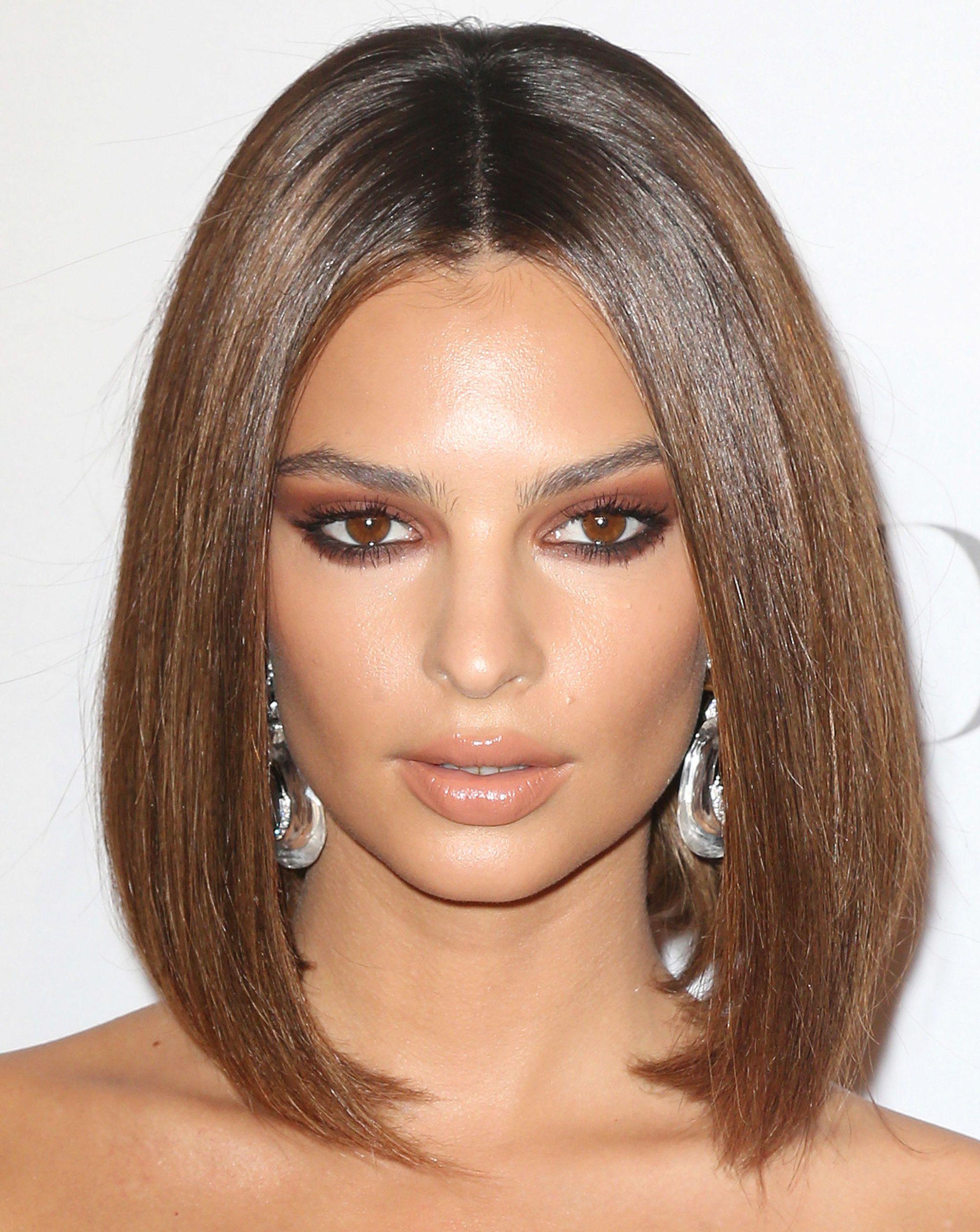 The boob hair style