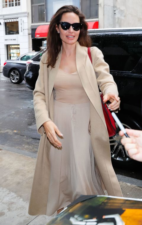 Angelina Jolie Best Outfits
