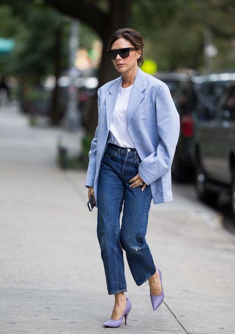 Victoria Beckham September new york fashion week 2017