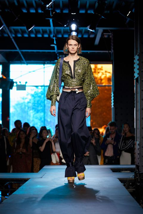 Diane von Furstenberg Spring Summer 2018 New York Fashion Week NYFW