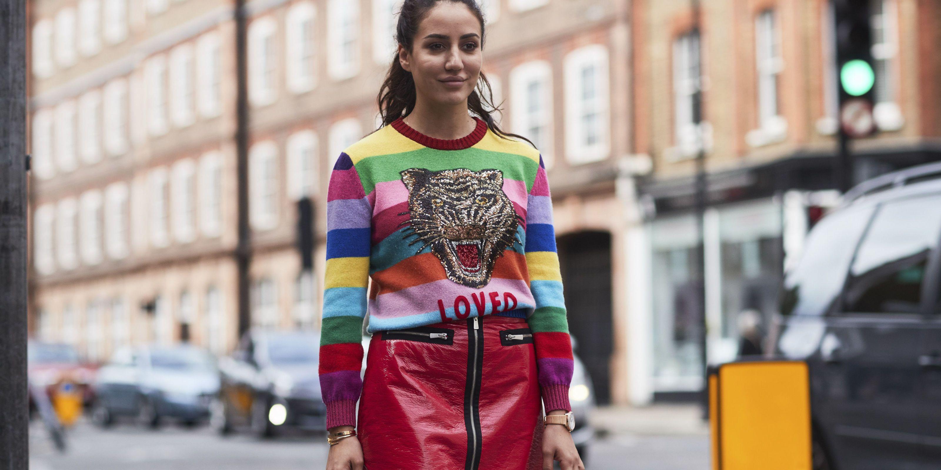 Street Style at London Fashion Week Spring/Summer 2018. - WWD 8