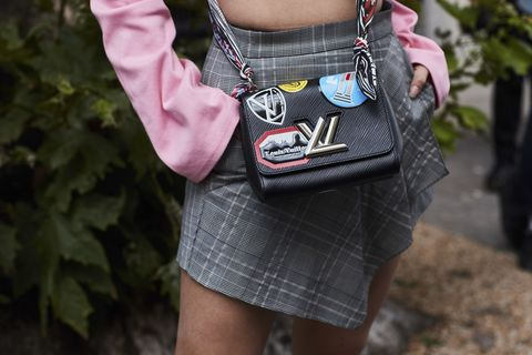 street style details lfw ss18