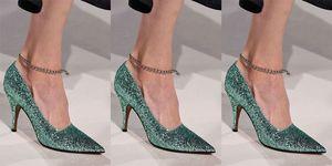 Victoria Beckham SS18 Shoes