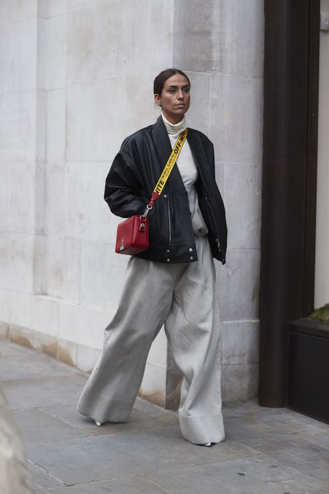 street style london fashion week ss18