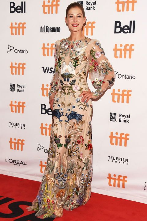 2017 Toronto Film Festival Best Dressed