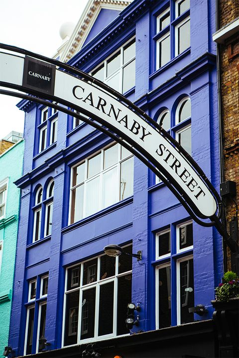 Carnaby Fashion Festival,  Carnaby Street, London
