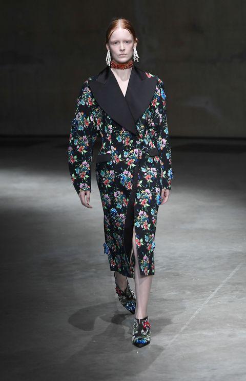 Christopher Kane's Spring/Summer 2018 London Fashion Week Show