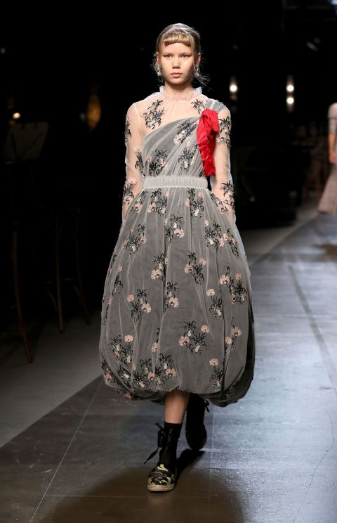 ERDEM SS18 london fashion week