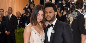 Selena Gomez and The Weeknd | ELLE UK
