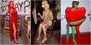 Heidi Klum Halloween Costumes   ELLE UK