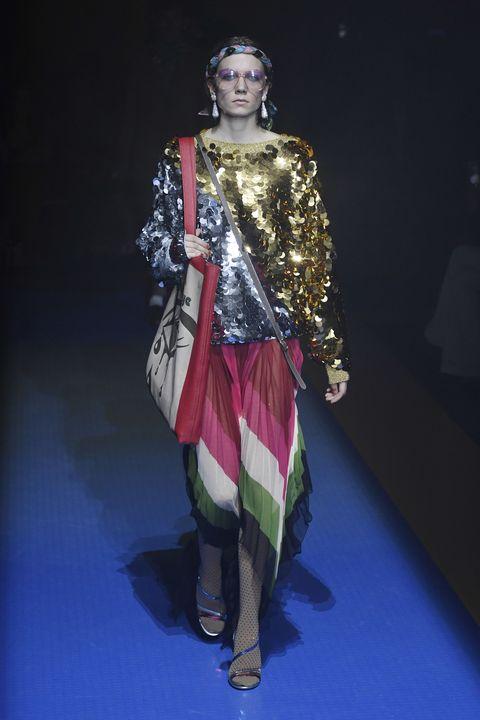 Gucci SS18 milan fashion week