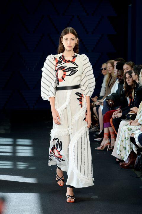 Roksanda SS18 london fashion week
