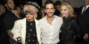 Lady Gaga, Marc Jacobs, Madonna
