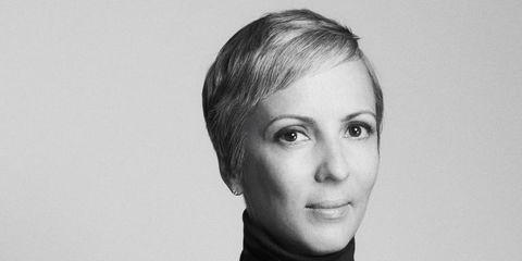 Anne-Marie Curtis - editor-in-chief ELLE Magazine
