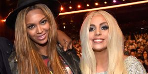 Beyonce and Lady Gaga | ELLE UK