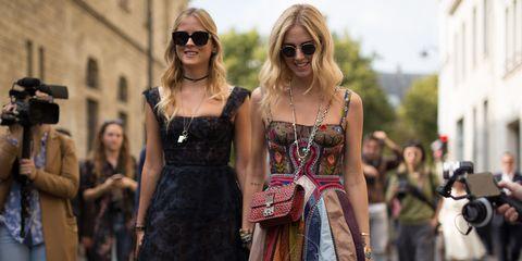 34db20ae896 The Best Street Style At Paris Fashion Week Spring Summer 2018