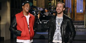 Jay-Z and Ryan gosling | ELLE UK