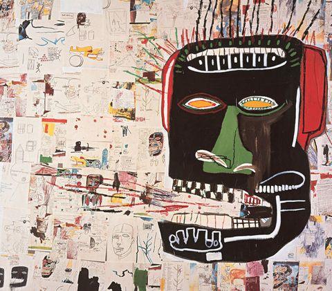 Jean-Michel-Basquiat,-Glenn,-1984-Courtesy-Private-Collection