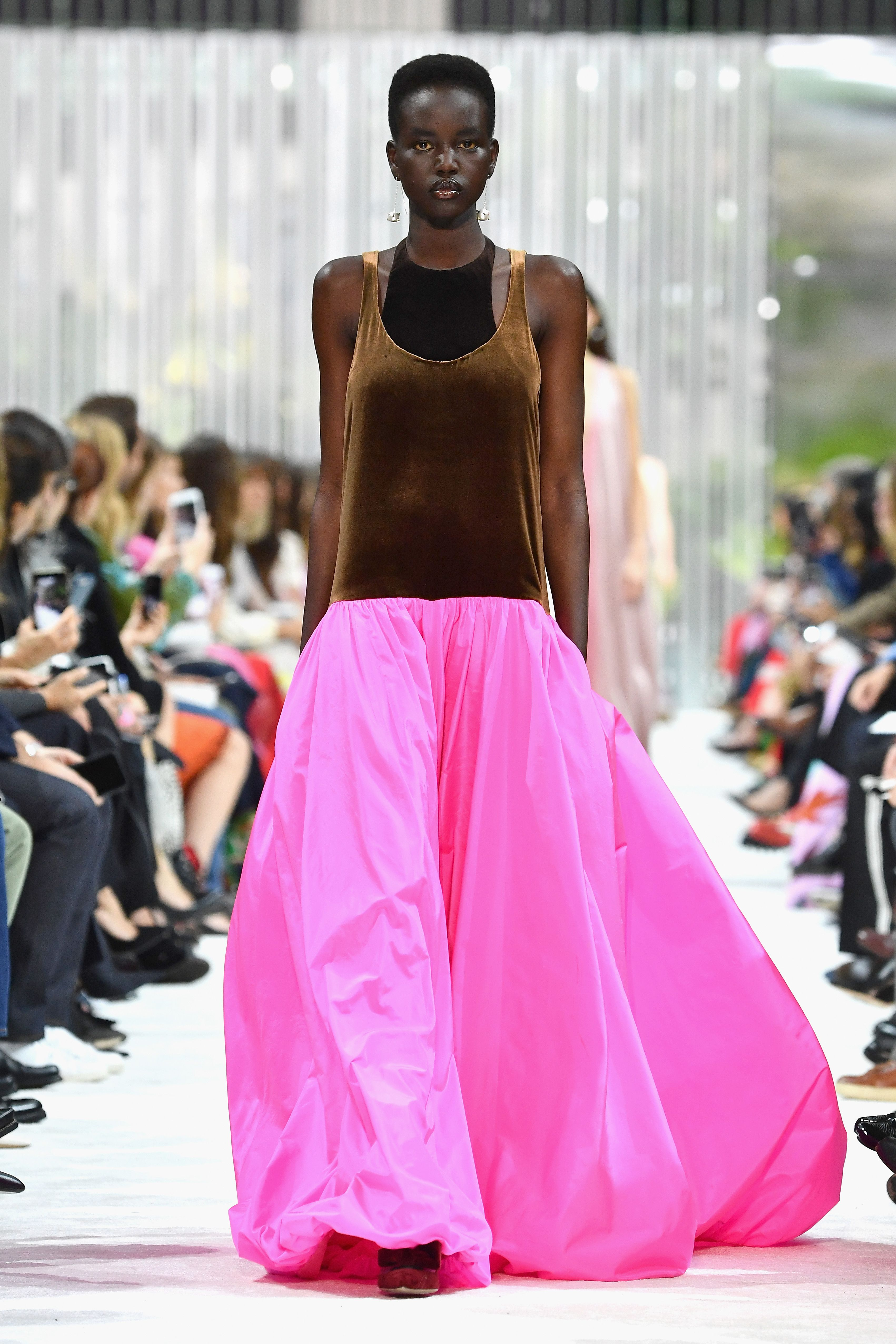 The Best Dresses Of Fashion Week Spring/Summer 2018