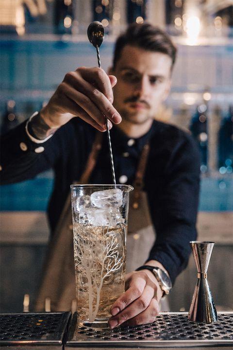 Belvedere Single Estate Rooms, London Cocktail Week 2017 , London